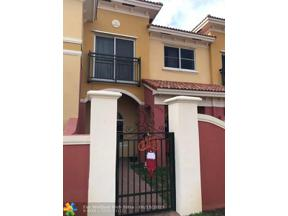 Property for sale at 2993 NW 35th Ter Unit: 2993, Lauderdale Lakes,  Florida 33311