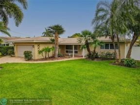 Property for sale at 2020 NE 65th St, Fort Lauderdale,  Florida 33308