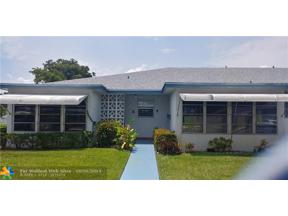 Property for sale at 1180 S Drive Circle Unit: A, Delray Beach,  Florida 33445