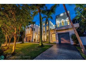 Property for sale at 421 Isle Of Capri Dr, Fort Lauderdale,  Florida 33301