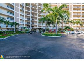 Property for sale at 2681 S Course Dr Unit: 909, Pompano Beach,  Florida 33069