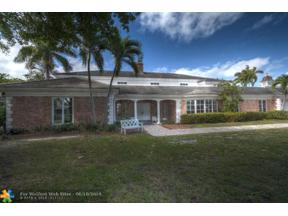 Property for sale at 3001 NE 27th Ave, Lighthouse Point,  Florida 33064