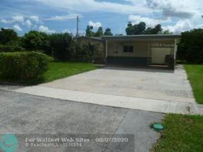Property for sale at 6800 NW 12th St, Plantation,  Florida 33313