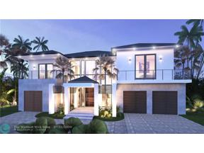 Property for sale at 72 Isla Bahia Dr, Fort Lauderdale,  Florida 33316