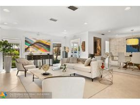 Property for sale at 2765 NE 35th St, Fort Lauderdale,  Florida 33306