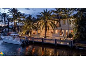 Property for sale at 3016 NE 33rd St, Lighthouse Point,  Florida 33064