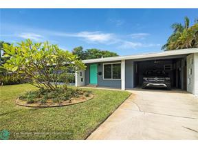 Property for sale at 221 NW 38th St, Oakland Park,  Florida 33309