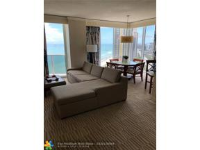 Property for sale at 18001 Collins Ave Unit: 2614/2615, Sunny Isles Beach,  Florida 33160