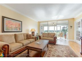 Property for sale at 2671 S Course Dr Unit: 507, Pompano Beach,  Florida 33069