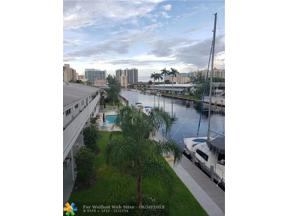 Property for sale at 3220 Bayview Dr Unit: 315, Fort Lauderdale,  Florida 33306
