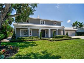 Property for sale at 2824 NE 38th St, Fort Lauderdale,  Florida 33308