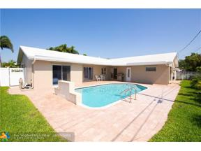 Property for sale at 6600 NE 21st Ter, Fort Lauderdale,  Florida 33308