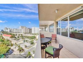 Property for sale at 3300 NE 36th St Unit: 1205, Fort Lauderdale,  Florida 33308
