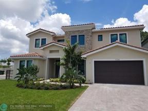 Property for sale at 5774 Ashwood Cir, Fort Lauderdale,  Florida 33312
