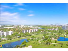 Property for sale at 20301 W Country Club Dr Unit: 2322, Aventura,  Florida 33180