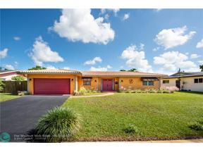 Property for sale at 1400 NW 70th Way, Plantation,  Florida 33313