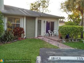 Property for sale at 799 Crystal Lake Drive Unit: 799, Deerfield Beach,  Florida 33064
