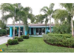Property for sale at 717 NE 20th St, Wilton Manors,  Florida 33305