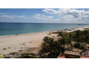 Property for sale at 730 N Ocean Blvd Unit: 504, Pompano Beach,  Florida 33062