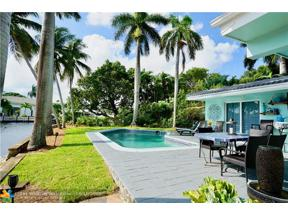 Property for sale at 5810 NE 14th Ln, Fort Lauderdale,  Florida 33334
