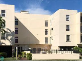 Property for sale at 555 NE 123rd St Unit: 303D, North Miami,  Florida 33161