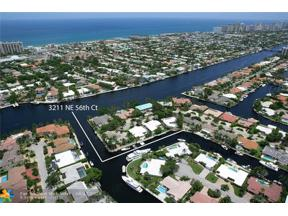Property for sale at 3211 NE 56th Ct, Fort Lauderdale,  Florida 33308