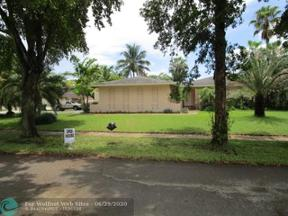 Property for sale at 4455 SW 68th Ave, Davie,  Florida 33314