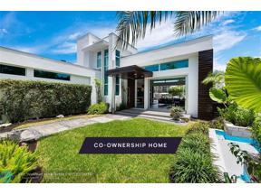 Property for sale at 120 N Gordon Rd, Fort Lauderdale,  Florida 33301