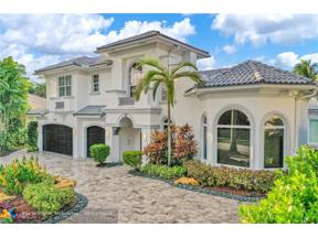 Property for sale at 11049 Canary Island Ct, Plantation,  Florida 33324