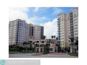 Property for sale at 19900 E Country Club Dr Unit: 918, Aventura,  Florida 33180