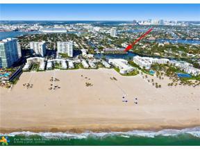 Property for sale at 1800 S Ocean Dr. Unit: 101 & 102, Fort Lauderdale,  Florida 33316