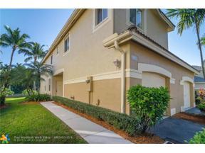 Property for sale at 2140 Pasa Verde Ln Unit: 2140, Weston,  Florida 33327