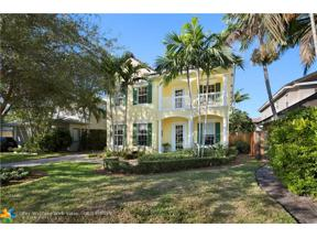 Property for sale at 509 NE 13Th Ave, Fort Lauderdale,  Florida 33301