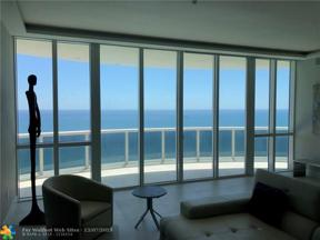 Property for sale at 16001 Collins Ave Unit: 2701, Sunny Isles Beach,  Florida 33160