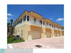 Property for sale at 3432 NE 15th Ave Unit: 3432, Oakland Park,  Florida 33334