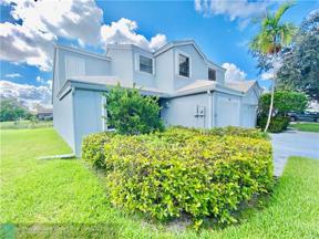 Property for sale at 8461 NW 78th Ct Unit: 8461, Tamarac,  Florida 33321