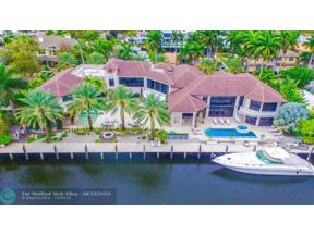 Property for sale at 600 Isle Of Palms Dr, Fort Lauderdale,  Florida 33301