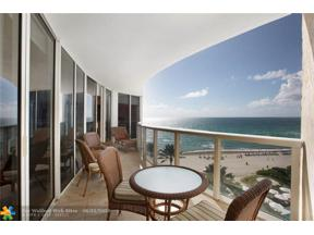 Property for sale at 17201 Collins Avenue Unit: 1003, Sunny Isles Beach,  Florida 33160