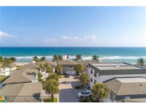 Property for sale at 1194 Hillsboro Mile Unit: 19, Hillsboro Beach,  Florida 33062