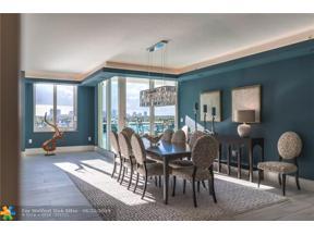 Property for sale at 3055 Harbor Dr Unit: 702, Fort Lauderdale,  Florida 33316