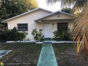 Property for sale at 1020 NE 133rd St, North Miami,  Florida 33161