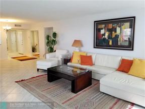 Property for sale at 3430 Galt Ocean Dr Unit: 411, Fort Lauderdale,  Florida 33308