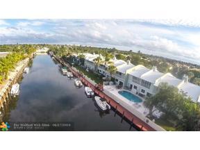 Property for sale at 2121 NE 44 Unit: 11, Lighthouse Point,  Florida 33064