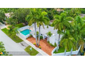 Property for sale at 1700 NE 4th Ct, Fort Lauderdale,  Florida 33301