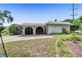 Property for sale at 3101 SW 16th Street, Fort Lauderdale,  Florida 33312
