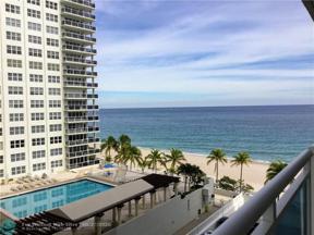 Property for sale at 3430 Galt Ocean Dr Unit: 703, Fort Lauderdale,  Florida 33308