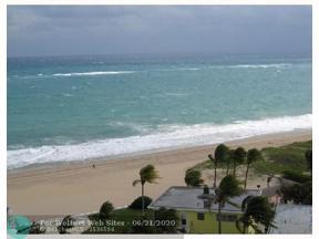 Property for sale at 1390 S Ocean Bl Unit: PH-F, Pompano Beach,  Florida 33062