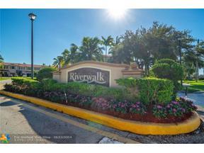 Property for sale at 258 Riverwalk Cir Unit: 258, Sunrise,  Florida 33326