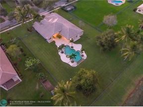 Property for sale at 3698 Gulfstream Way, Davie,  Florida 33328