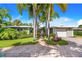 Property for sale at 3471 NE 18th Ave, Oakland Park,  Florida 33306